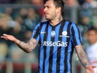 Serie A: doppietta di Pinilla, l'Atalanta pareggia a Cesena e ipoteca la salvezza