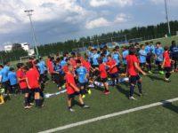 Atalanta Football Camp, i piccoli di Yanbian sfidano la selezione milanese