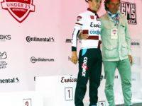 Andrea Bagioli del Team Colpack è leader del Toscana Terra di Ciclismo – Eroica