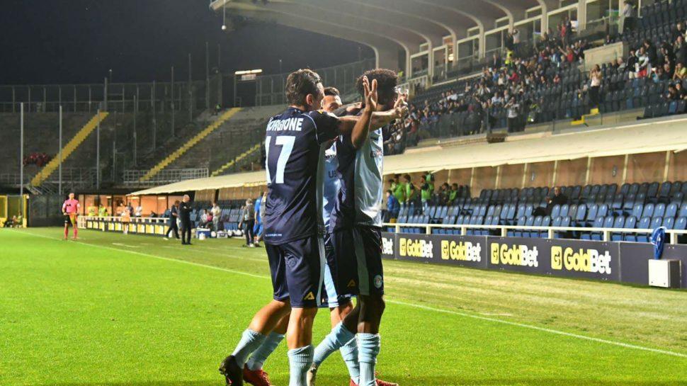 AlbinoLeffe da playoff: Kouko stende la Reggiana