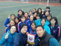 Luigi, da Bergamo alla Cina per insegnare il nostro calcio