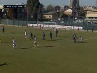 Semifinale d'andata di Coppa Italia: la Primavera batte il Toro col brivido (4-3)