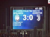 Atalanta-Juventus 3-0, la festa atalantina è anche sui social (con fotogallery)