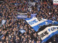 """Antonio Percassi ringrazia i tifosi atalantini per la notte di Manchester: """"Siete stati fantastici"""""""