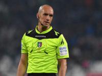Genoa-Atalanta, arbitra Fabbri
