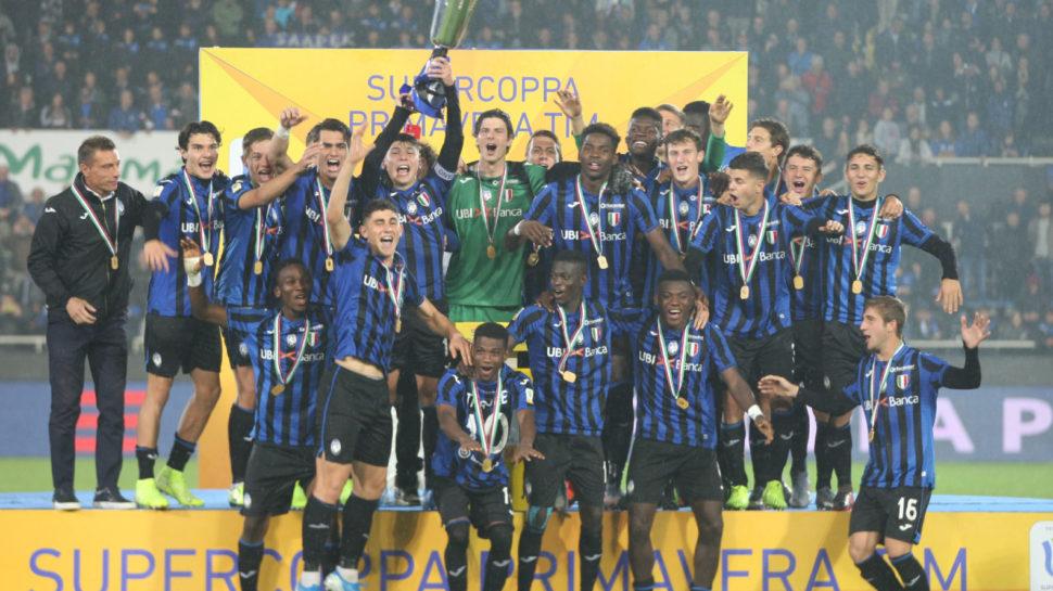 Piccoli-Gyabuaa, la Primavera vince la Supercoppa (2-1 ai viola)