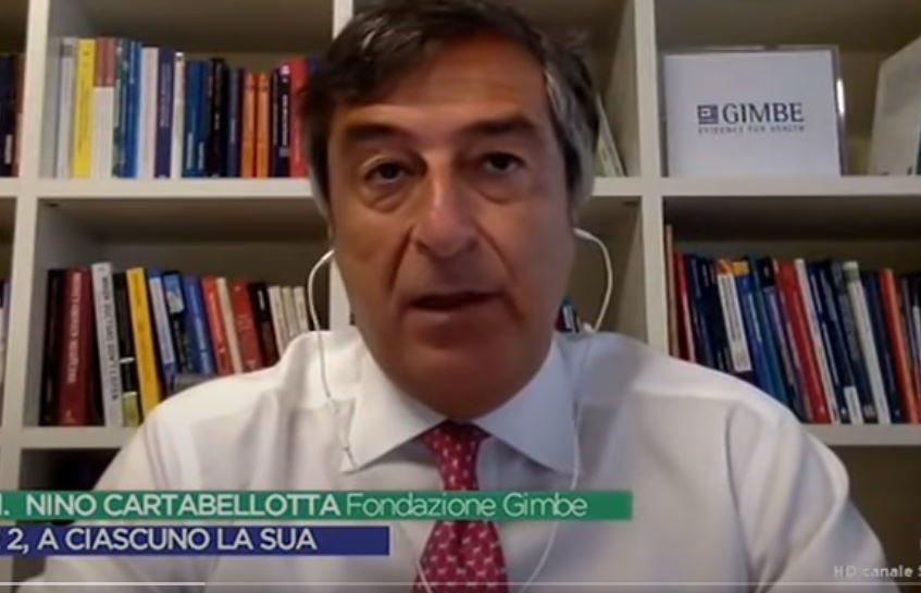 """Cartabellotta (Fondazione Gimbe): """"Ragionevole sospetto che la Lombardia aggiusti i dati sul coronavirus"""""""