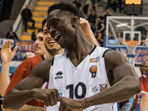 """Bergamo Basket. Ufficiale anche Magaye Seck: """"Arrivo con grandi motivazioni"""""""