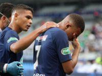 Mbappė, niente quarto Champions con l'Atalanta