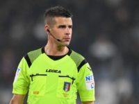 Giua, un arbitro sardo per Atalanta-Sampdoria
