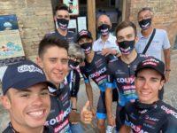 Team Colpack Ballan: Diario dal Giro U23 – DAY 1