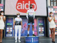 Colpack Ballan :Tiberi 3°, maglia Bianca, e Baldaccini 4° al Giro U23