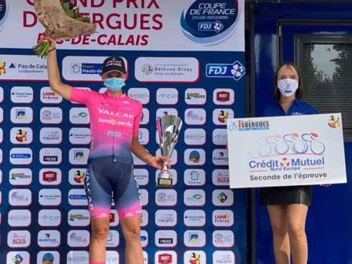 Valcar – Travel & Service: tre convocate ai Mondiali, il podio di Chiara Consonni al Gp Isbergues e un Giro Rosa da ricordare