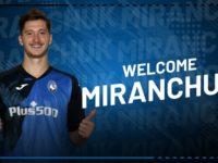 Miranchuk ufficiale. Ma non è disponibile fino a ottobre