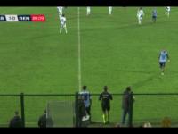 Giorgione imita Del Piero, l'AlbinoLeffe trova la prima vittoria contro il Renate capolista