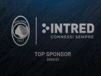 L'Atalanta va in rete col top sponsor Intred