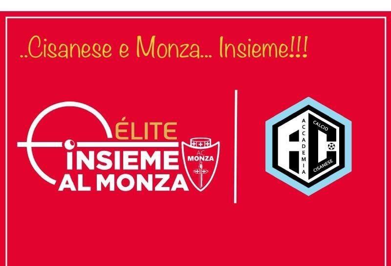 Cisanese, firmata l'ambiziosa partnership con il Monza