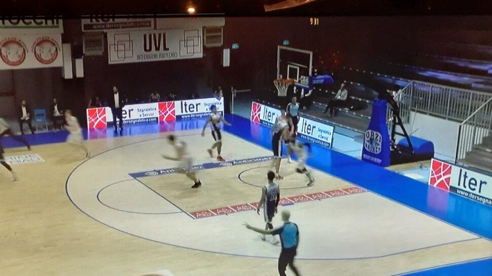 La BCC Treviglio cade nello shootout di Orzinuovi: 108-97