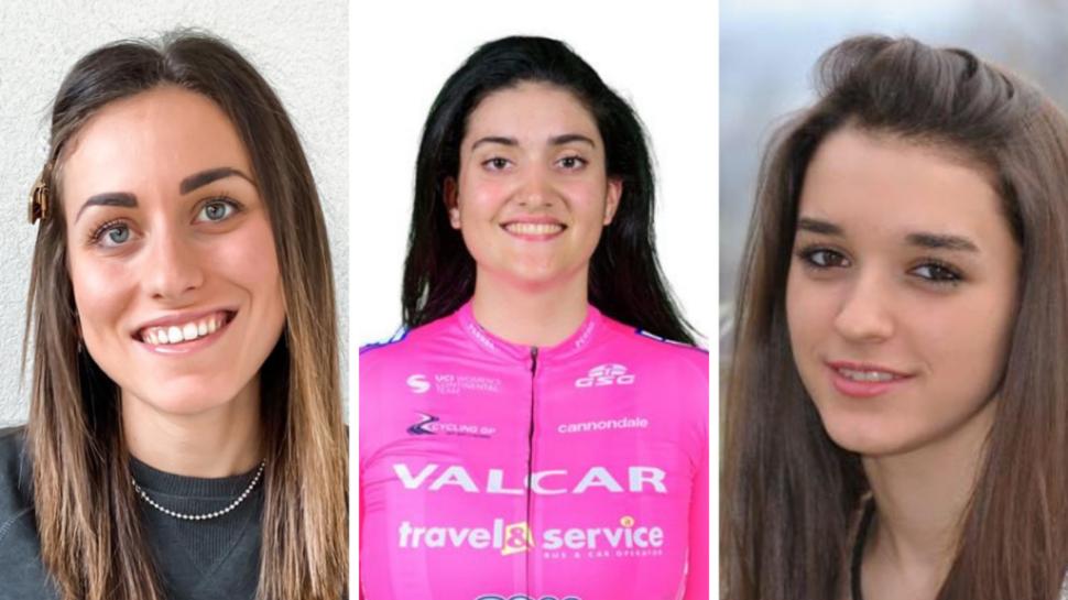 Valcar-Travel & Service: ecco le formazioni ufficiali del 2021 con gli arrivi di Alice Maria Arzuffi, Matilde Bertolini e Eleonora Gasparrini