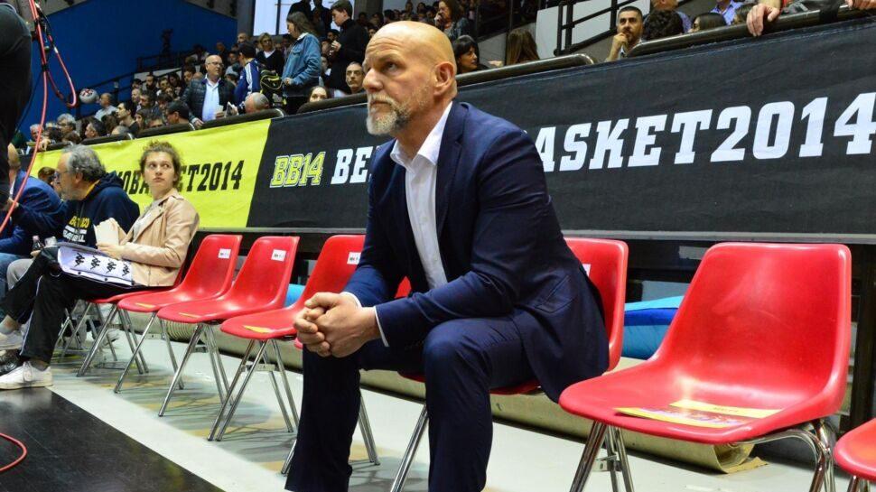 """Bergamo Basket. Parla il presidente Lentsch: """"La società è sul pezzo, domenica prossima faremo le valutazioni"""""""