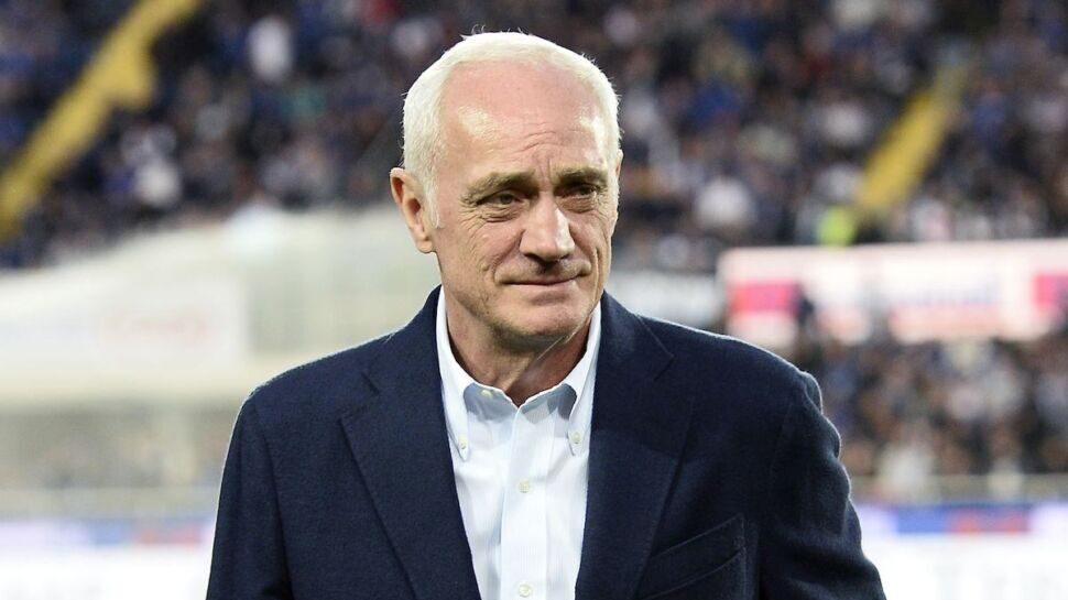 """Antonio Percassi: """"Gasperini resta con noi, ha un contratto per tre anni. Muriel alla Juve? No"""""""