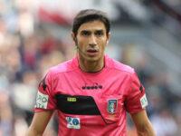Calvarese per il recupero di Udine. Quello del Var in finale di Coppa Italia…