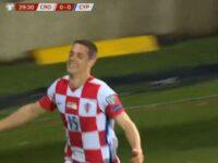 Croazia, Pasalic firma il matchball. De Roon in panchina