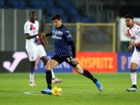 Muriel ok: con la Fiorentina out solo Pessina e Hateboer