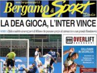Bergamo & Sport Stadio, tutto su Inter-Atalanta 1-0. Scarica qui la tua copia gratuita