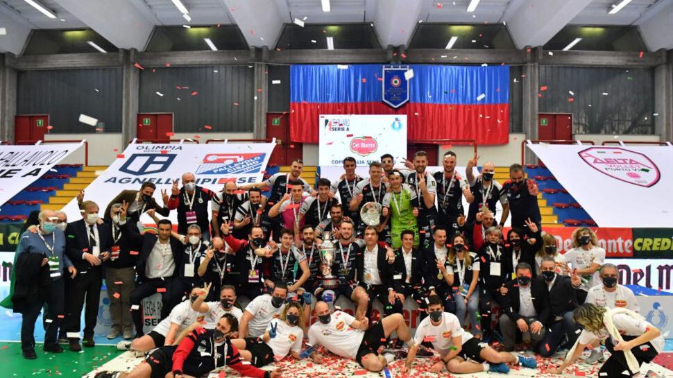 Trionfo nella finalissima, Bergamo alza la sua seconda storica Coppa Italia