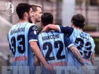"Testa e gamba da playoff: l'AlbinoLeffe sbanca il ""Garilli"" (3-1)"
