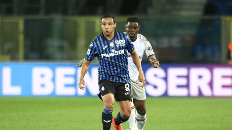 """Muriel vuole restare a Bergamo per vincere lo scudetto: """"Qui sono felice"""""""