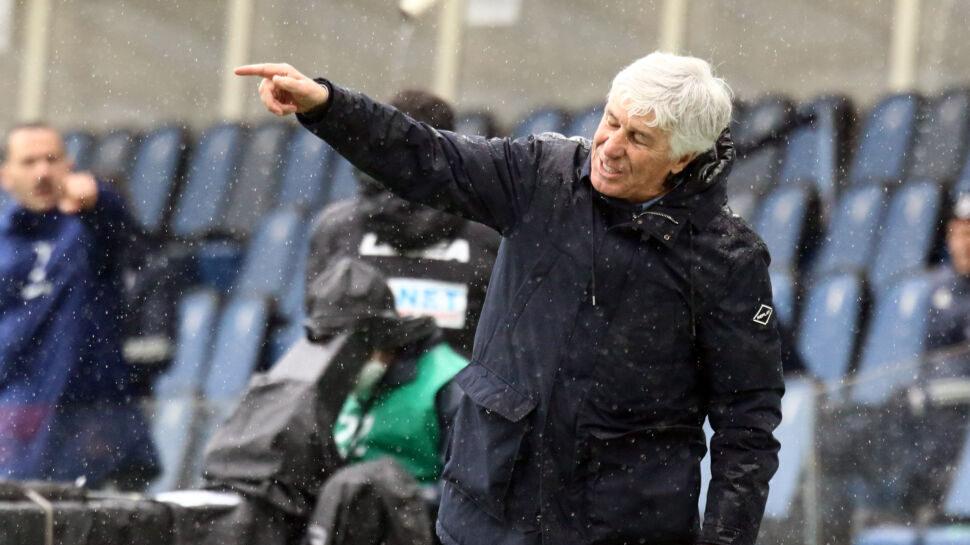 """Gasperini avverte l'Atalanta: """"Il Parma retrocesso gioca senza stress, così si rischia"""""""