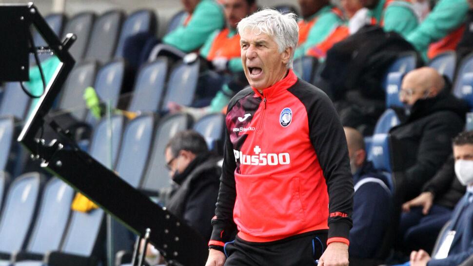 """Gasperini: """"Non è uno spareggio con la Juventus. Manca Ronaldo? Problema loro"""""""