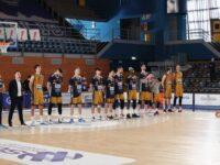 Una buona BCC Treviglio dilaga nel finale con l'Eurobasket Roma