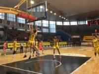 WithU vincente, Biella battuta 77-67
