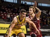 Bergamo Basket, crollo verticale a Roma, ora la retrocessione in B è vicina