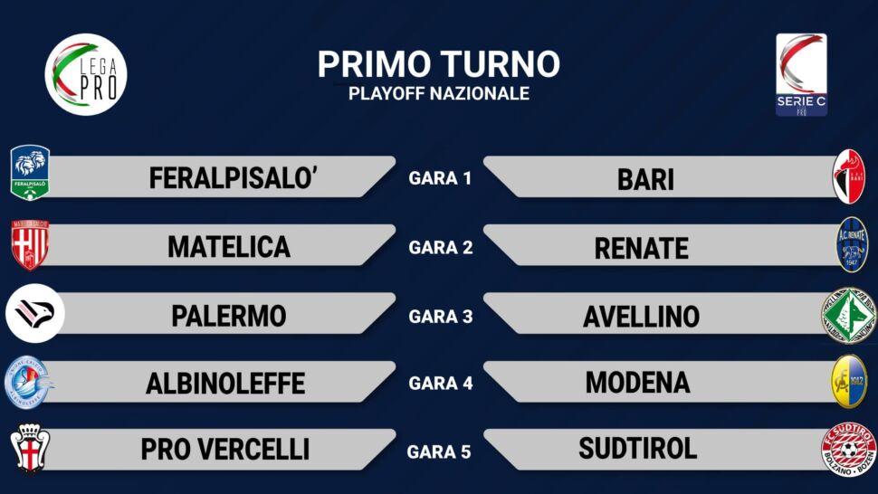 AlbinoLeffe, doppia sfida ai playoff col Modena