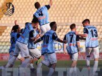 AlbinoLeffe, il cuore e i colpi nel finale oltre l'ostacolo Modena: è secondo turno dei playoff nazionali!