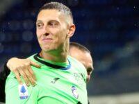 """Gollini: """"Grazie a squadra e staff, sono stato il guardiano di Bergamo"""". Ma non nomina il Gasp"""