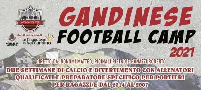 Gandinese, arriva il Camp con Bonomi, Bonazzi e Picinali. Esordienti, iscrizione e tesseramento gratuiti per la prossima stagione