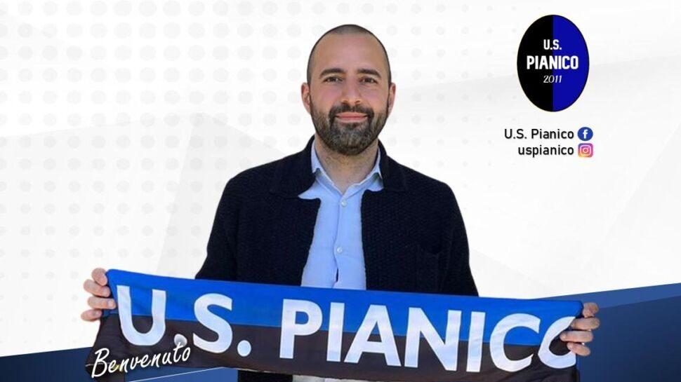 """Clementi nuovo diesse del Pianico: """"Società ambiziosa, vogliamo il salto di categoria"""""""