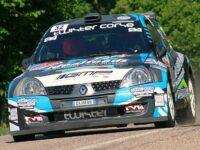 Benacus Rally: con Alessandro Casano vince anche Bergamo & Sport