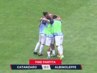 Straordinario AlbinoLeffe: ko anche il Catanzaro, ora l'Alessandria in semifinale