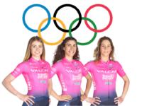Valcar – Travel & Service: Alzini, Balsamo e Guazzini convocate per i Giochi Olimpici di Tokyo