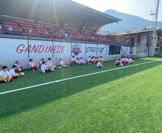 """Gandinese Camp, prima edizione già di successo: """"Divertimento e relazione, non solo pallone"""""""