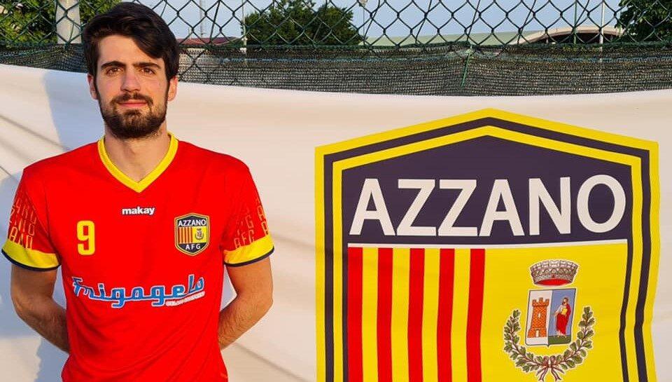 Azzano FG: ufficiale l'arrivo dell'attaccante Alessandro Zanga