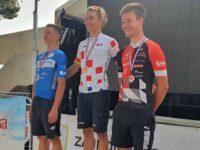 Team Fratelli Giorgi, Nicolas Gojkovic vince anche il Campionato Croato su strada