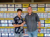 New entry in casa Brusaporto: il baby Mazzucchelli promosso in prima squadra
