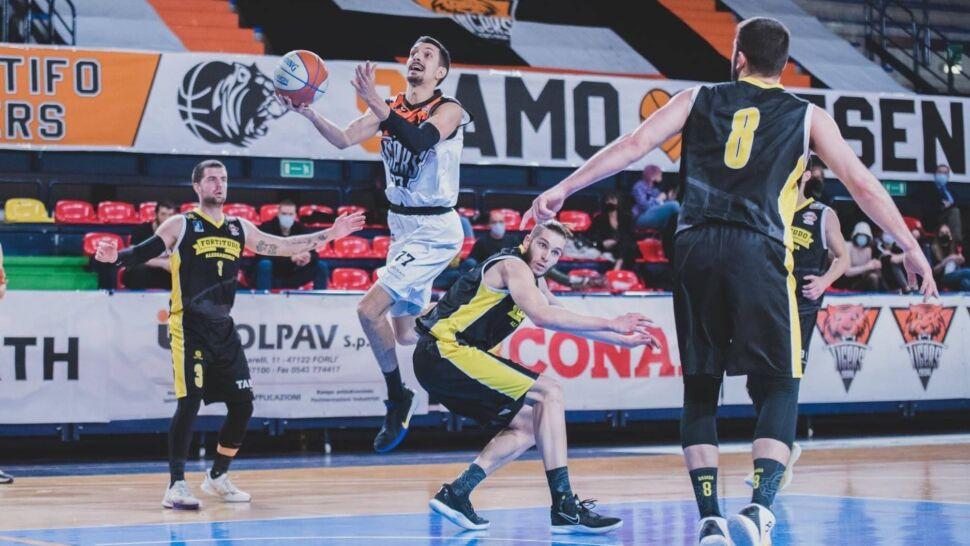 Il Bergamo Basket si regala un colpaccio: ecco Giacomo Dell'Agnello, un califfo in B